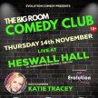 The Big Room Evolution Comedy Club image