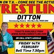Rumble Wrestling in Ditton image