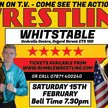 Rumble Wrestling in Whitstable image