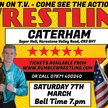 Rumble Wrestling comes to Caterham image