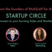 STARTUP CIRCLE - Q&A session to address specific sales and marketing questions! image