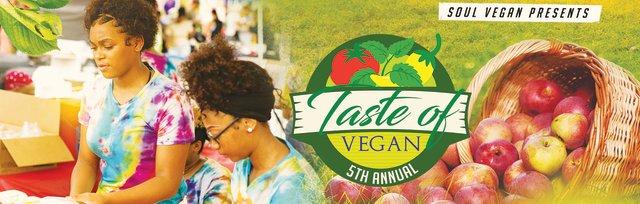 5th Annual Taste of Vegan - Vendor Registration