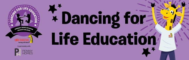 Dancing for Life Education in partnership with Penny Homes