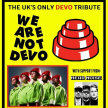 We Are Not Devo | Tribute Band image