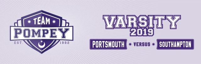 Varsity Cup 2019 - Portsmouth vs. Southampton (7267/001/UPSU)
