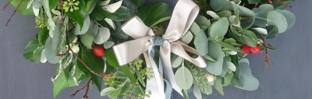 Canine Luxury Wreath Making Workshop