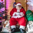 Santa's Grotto at High Beeches School Festive Fair image
