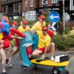 Oxted Pram Race image