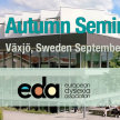 Autumn Seminars 2019 image