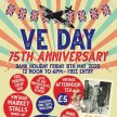 VE DAY 75th Anniversary Bank Holiday Friday image