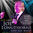 JOE LONGTHORNE WITH HIS BAND 50TH ANNIVERSARY CONCERT BENIDORM SPAIN image
