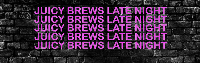 Hop Culture and Cinderlands Beer Co. Present: Juicy Brews Late Night