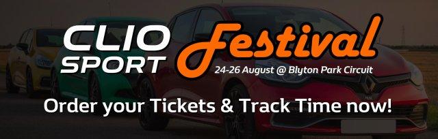 ClioSport Festival 2018