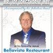 A Special Evening With Joe Longthorne image