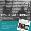 Evil & Suffering: A National Lecture Series for Y13 Students of A Level Religious Studies image