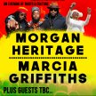 Morgan Heritage // Marcia Griffiths // Plus more TBC image