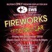 Fireworks Spectacular Fri 9th Nov 2019 8pm image