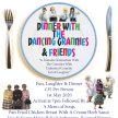 Dinner With The Dancing Grannies & Friends - 1st May image