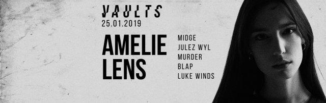 Vaults presents Amelie Lens