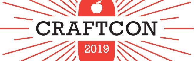 SOLD OUT - CraftCon 2019 - The Art & Skill of Craft Cider Making