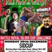 Christmas Cracker Wrestling Sidcup 2019 image