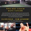 Dave Taylor Seminar image