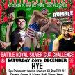 Christmas Cracker Wrestling Rye 2019 image