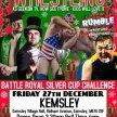 Christmas Cracker Wrestling Kemsley 2019 image