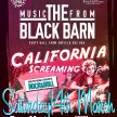California Screaming supported by Barton Young image