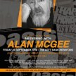 An evening with Alan McGee/ As It Was image