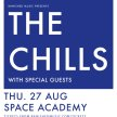 The Chills. In Christchurch with special guests image