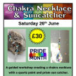 Chakra Necklaces and Suncatchers image