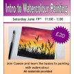 Intro to Watercolour Painting image