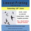 Linocut Printing with Sam Gray PM image