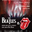 The Beatles Vs The Rolling Stones with the Lipinskis - St Paul's Church, Weston-super-Mare image