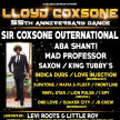Coxsone 55th Anniversary - Uniting the Tribes Tour - London image