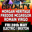 Morgan Heritage // Romain Virgo // Freddie McGregor image