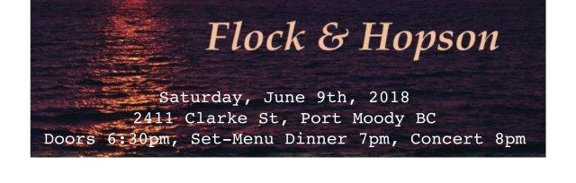 Flock and Hopson - West Coast Nights