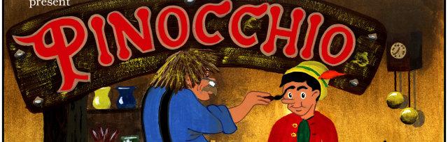 Pinocchio, Worden Park, Leyland, 2.30pm