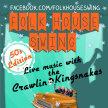 Folk House Swing: 50's Edition! image