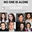 No One Is Alone: Musical Theatre Cabaret image