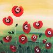 "Let's Paint ""Poppy Field"" image"