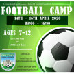 Easter Football Camp image