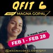 QFit 10 with Magna Gopal (Feb 1 - Feb 28) image