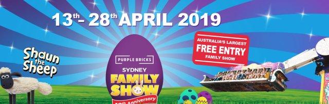 Purplebricks Sydney Family Show 2019