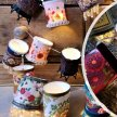 Mini Lampshade Fairy Lights with Sew Vintage - £49 image