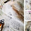 An Introduction to Free Motion Embroidery with Ruth Parkinson-Johns - £40 image