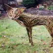 Willow Weave a Fox with Sarah Jayne Edwards - £74 image