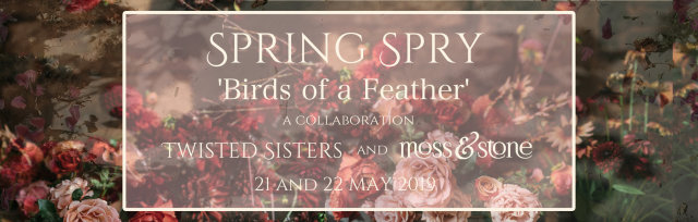 Spring Spry Birds of a Feather