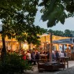 Alfresco Chat and Eat Night at Philleigh Way Cookery School image